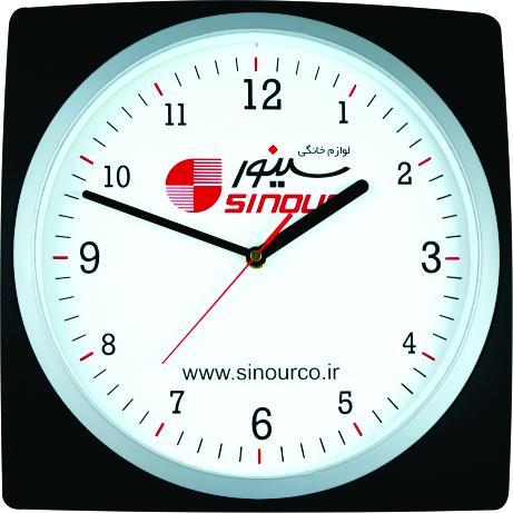 تصویر ساعت چهارگوش مدل 2200329